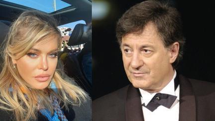 Loredana Groza si Ion Caramitru