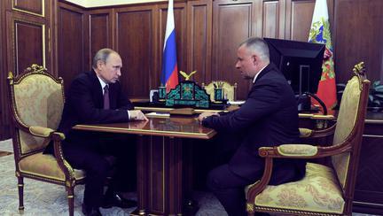 Rusia în doliu: Ministrul rus, Yevgeny Zinichev, a murit în timp ce încerca să salveze un cameraman