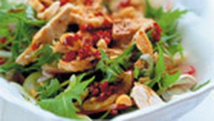 Salata in stil asiatic