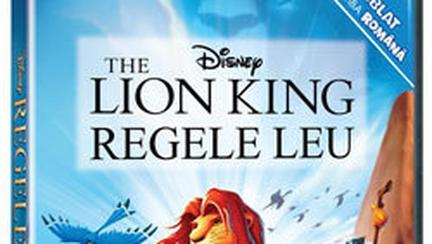 Vedetele au ales sa fie Regele Leu pentru o zi (DVD, BLU-RAY si BLU-RAY)