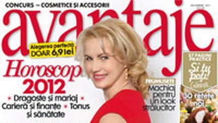 Avantaje – editia Decembrie 2011