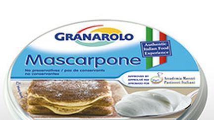 (P) Mascarpone Granarolo – singurul aprobat de maestrii cofetari italieni