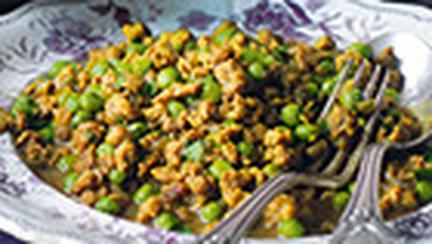 Tocanita de legume picante