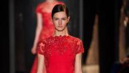 Moda primavara-vara 2013: Colectia Elie Saab la Paris