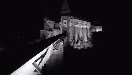 Castelul bântuit – film VR 360° realizat în România, la Castelul Corvinilor din Hunedoara