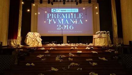 Câştigătorii premiilor TVmania 2016