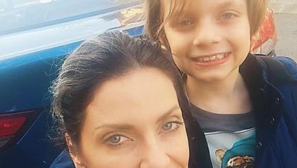 """Adela Chirică, mama eroină care a schimbat o lege pentru copilul ei bolnav: """"AM ÎNVINS! Încă îmi curg lacrimile!"""""""