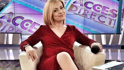 """Simona Gherghe, înlocuită de la """"Acces Direct"""": """"Sper să duc la bun sfârşit această mare responsabilitate"""""""