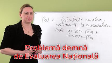 cum calculezi media aritmetica