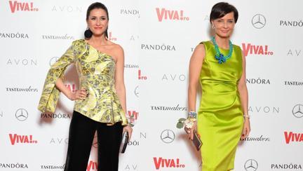 Cele mai elegante ținute purtate de vedete la Viva! Party 2017