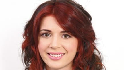 Schimbare de look pentru Adina Dumitrescu