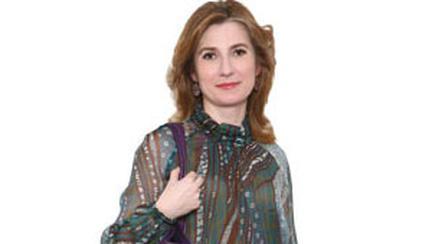 Ioana Daian si-a descoperit stilul