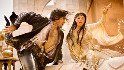 Printul Persiei: Nisipurile Timpului (film)