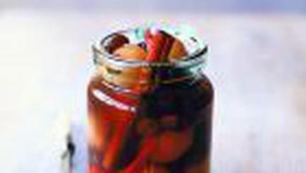 Conservă de ceapă cu chilli