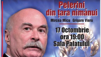 "Concert exceptional Tudor Gheorghe – ""Pelerini din tara nimanui"""