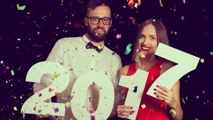 Cuplu de revelion
