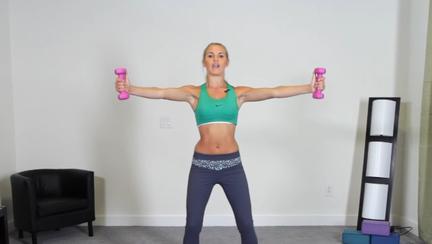 Exercițiile simple care te ajută să ai brațe suple și tonifiate în doar câteva săptămâni
