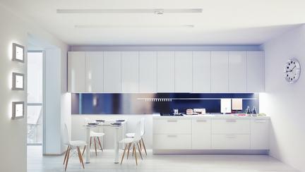 de ce nu ar trebui să vopsești bucătăria în alb