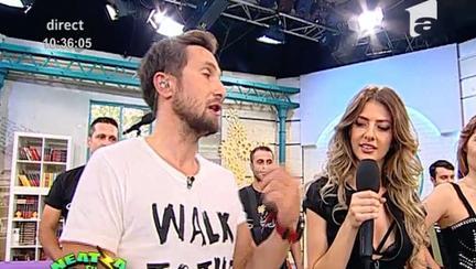 Dani Oțil, adevărul despre relația pe care o are cu Lidia Buble! Ce spune despre partenera lui Răzvan Simion