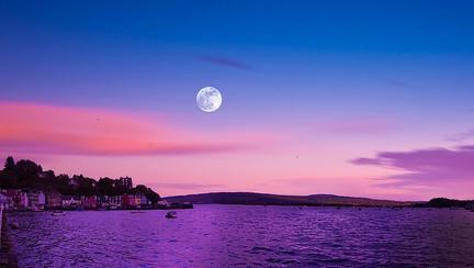 Luna Plină în Săgetător