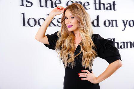 FOTO. Diana Dumitrescu, schimbare de look înainte de Selecția Națională Eurovision 2018 (2)