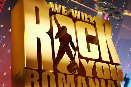 we will rock you romania