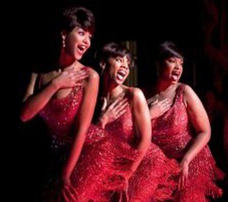 Dreamgirls - Anika Noni Rose, Beyoncé Knowles şi Jennifer Hudson