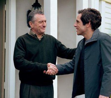 Un socru de coşmar - Robert De Niro şi Ben Stiller