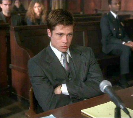 """Sleepers"", Brad Pitt"