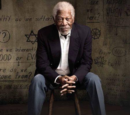 """""""Povestea lui Dumnezeu, cu Morgan Freeman"""" se întoarce la National Geographic"""
