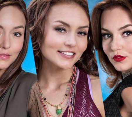 "Telenovela ""De trei ori Ana""""Tres veces Ana"", cu Angelique Boyer, începe la Happy Channel"