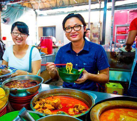Mâncare stradală din Asia, cu Luke Nguyen