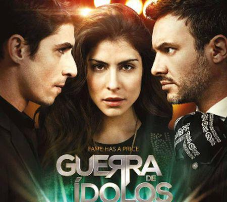"""Prima telenovelă muzicală, """"Guerra de ídolos"""", a avut premiera în SUA"""