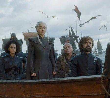 """Primul episod din sezonul 7 al serialului """"Urzeala tronurilor"""" a făcut să explodeze audiențele"""