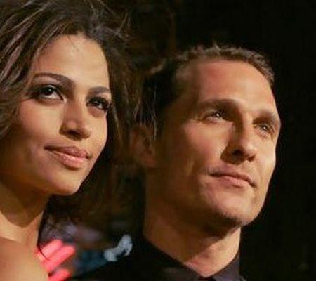 Matthew McConaughey si Camila Alves2