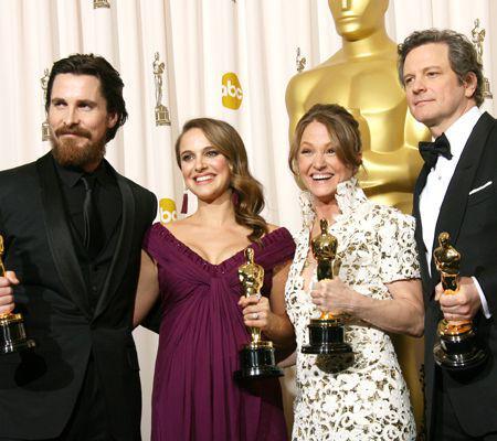 83rd Annual Academy Awards, Press Room, Los Angeles, America - 27 Feb 2011