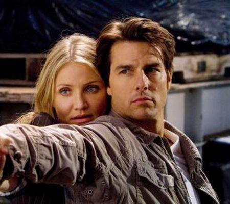 Întâlnire explozivă - Tom Cruise şi Cameron Diaz