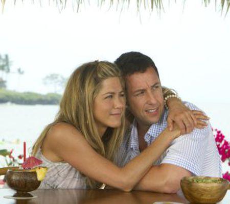 Nevastă de împrumut - Jennifer Aniston şi Adam Sandler