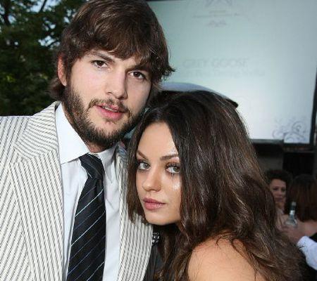 Ashton Kutcher are o idilă cu Mila Kunis