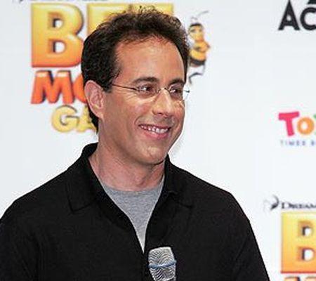 Jerry Seinfeld lansează un nou serial de comedie