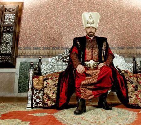 Suleyman - Halit Ergenc