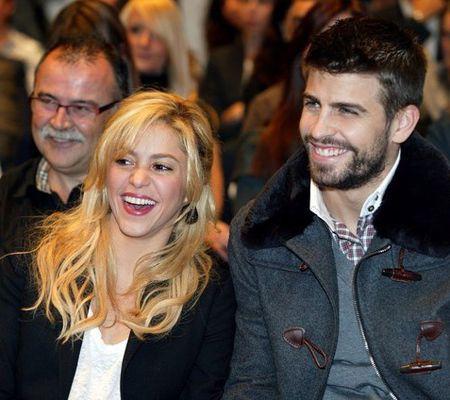 Shakira-şi-Gerard-Pique