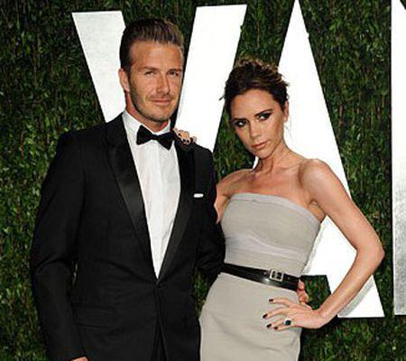David şi Victoria Beckham vor o echipă de fotbal