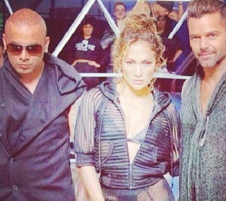 Jennifer Lopez filmează clip după clip