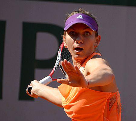 Roland Garros - Simona Halep 3rd Round - Paris