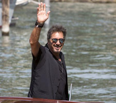 71st Mostra - Al Pacino Arriving The Casino - Venice