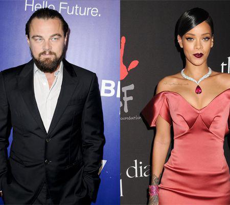 Leonardo DiCaprio și Rihanna