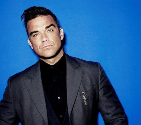 Robbie Williams, live in Tallinn