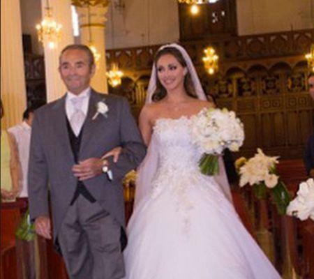 Anahi şi Manuel Velasco s-au căsătorit (9)