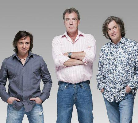 Jeremy Clarkson, Richard Hammond și James May